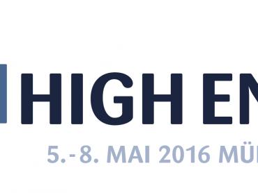 HIGH END 2016 – Wir haben ausgestellt