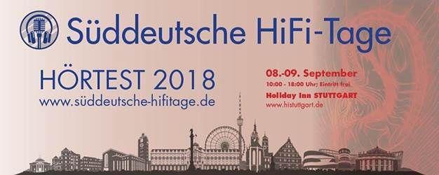 Süddeutsche Hifi -Tage 2018