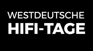 Westdeutsche HiFi Tage in Bonn am Samstag, den 30.9.2017